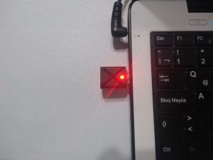 Amitosai MTS-BTAUDIO Modo Transmisor - Adaptador Bluetooth