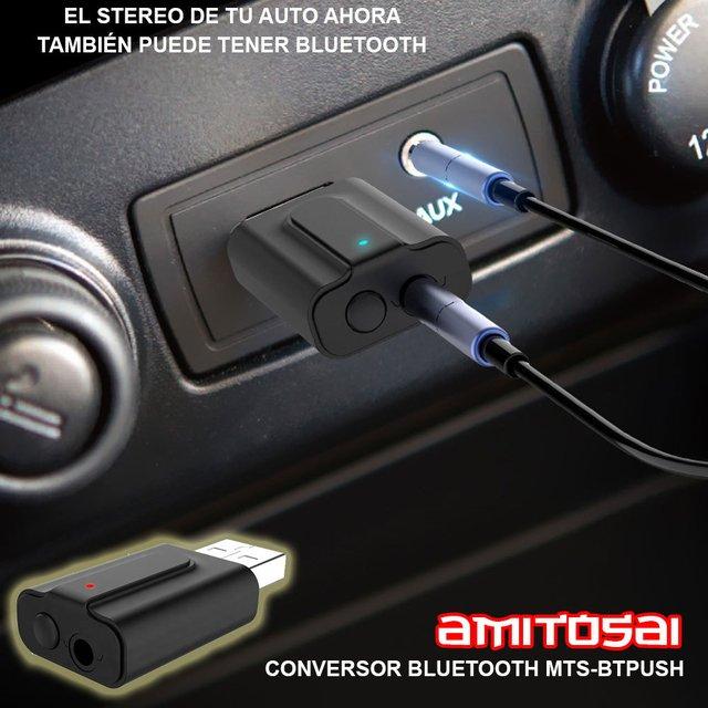 Conexión a estéreo de automóvil
