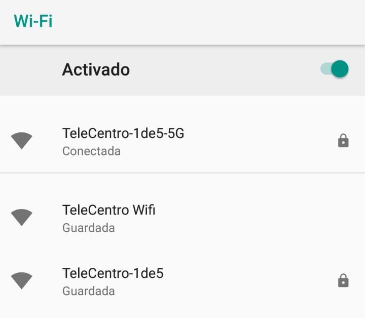 WiFi 2.4 GHZ 5GHz