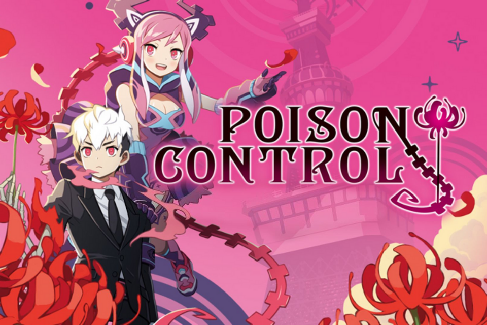 POISON CONTROL - Gamer