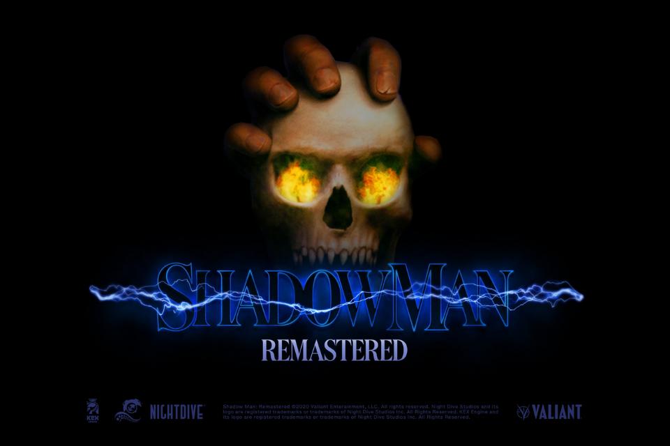 SHADOW MAN REMASTER - Juego